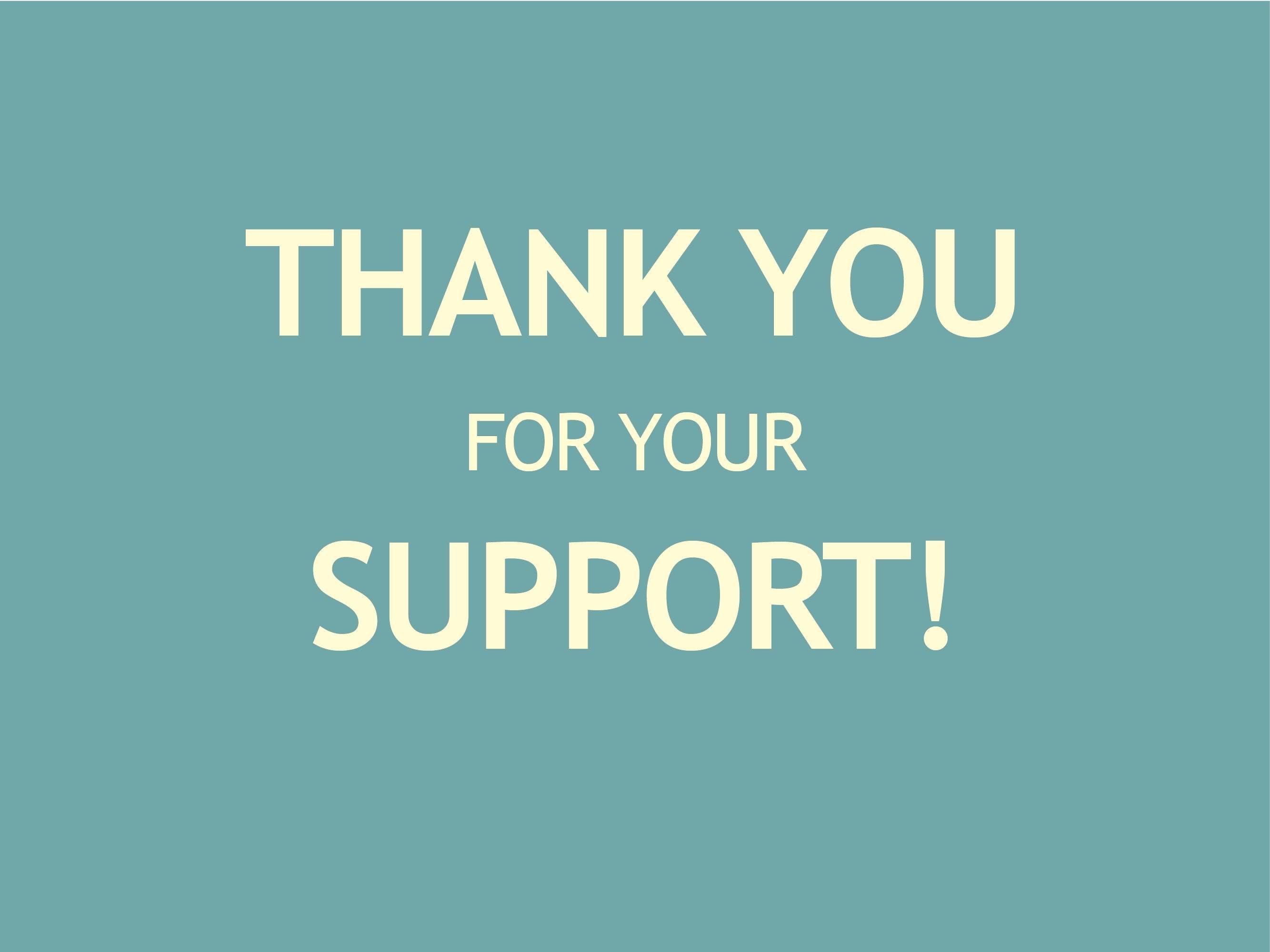 Thank You! | Centennial Academy